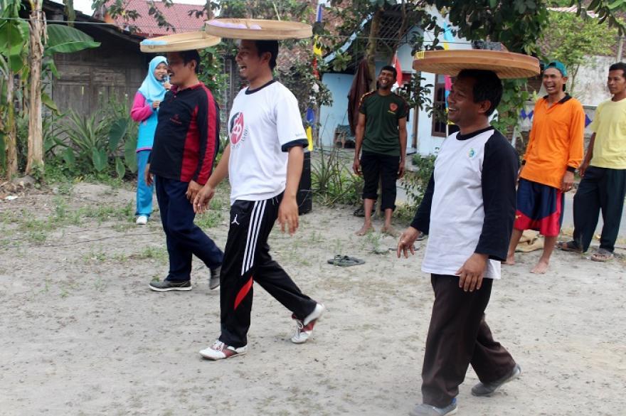 Image : Semarak HUT RI Di Desa Ngargomulyo